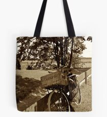 Bicycle Pastorale Tote Bag