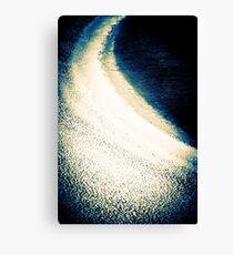 Tidal Blue Canvas Print