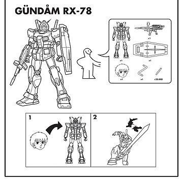GÜNDÅM RX-78 by NoveCento