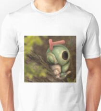 Caterpie on a tree T-Shirt
