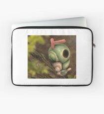 Caterpie on a tree Laptop Sleeve