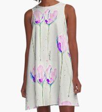 Standing Tall A-Line Dress