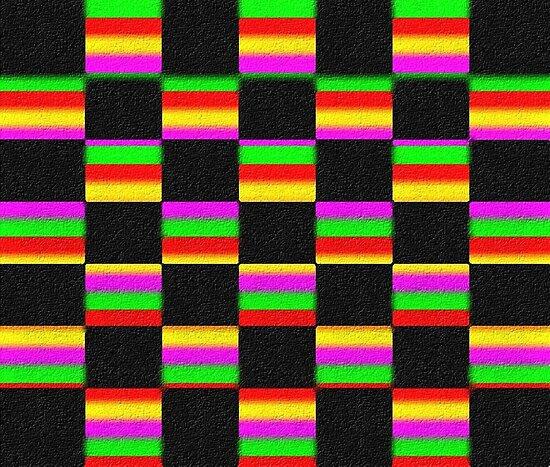 Farbenfroh von John Rowlands