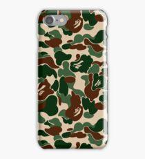 BAPE WOODLAND CAMO iPhone Case/Skin