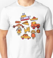Set of funny toys T-Shirt