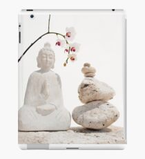 White Buddha iPad Case/Skin