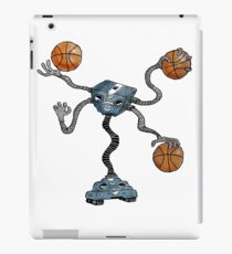 DUNK-N Robot iPad Case/Skin