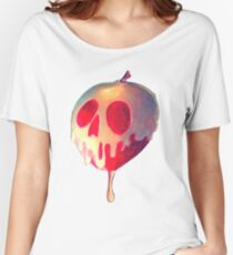 Poison Apple. Women's Relaxed Fit T-Shirt