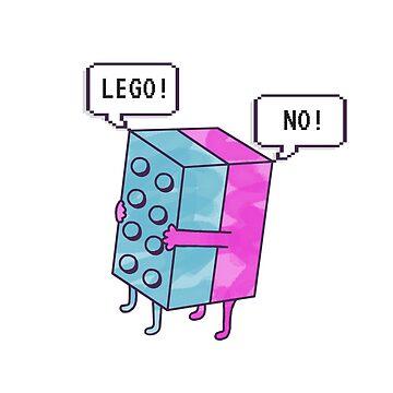 Lego! von Bunpaulina