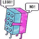 Lego! by Paulina Kuciak