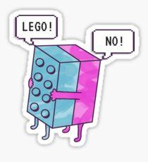 Lego! Sticker