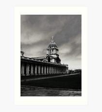 Greenwich Art Print