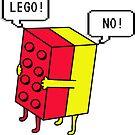 Lego! Traditionell von Bunpaulina
