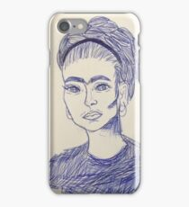Frida Artwork iPhone Case/Skin