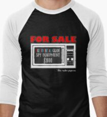 Microwave Spy Equipment Design T-Shirt