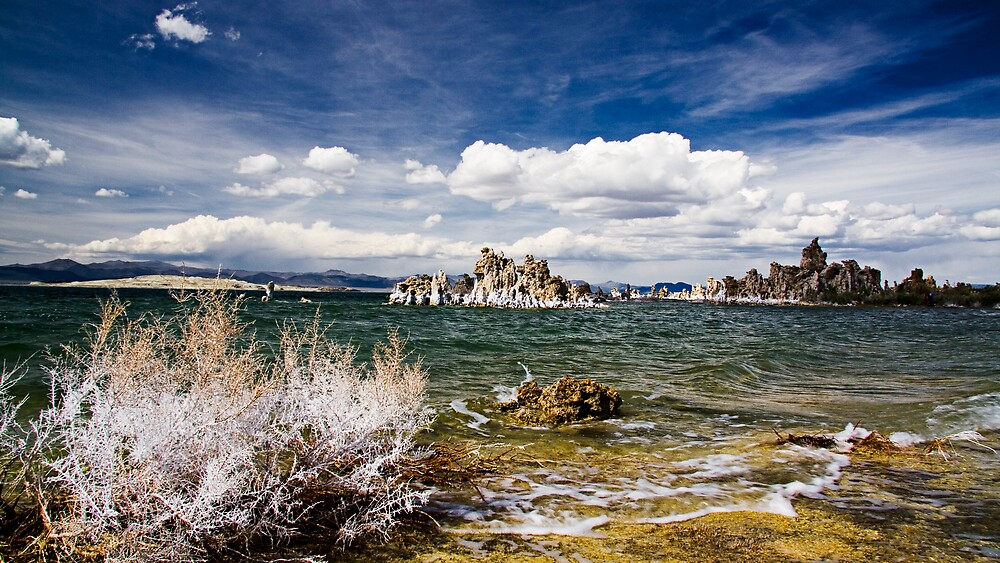Mono Lake II by morealtitude