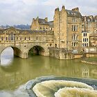 Pulteney Bridge_Bath by Sharon Kavanagh