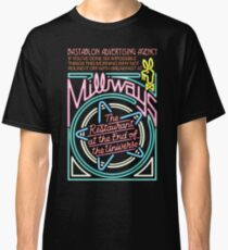 NDVH Milliways - the Restaurant at the End of the Universe Classic T-Shirt