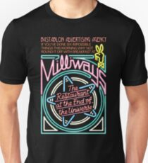 Milliways - the Restaurant at the End of the Universe Unisex T-Shirt