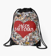 I love Jacob Sartorius Drawstring Bag