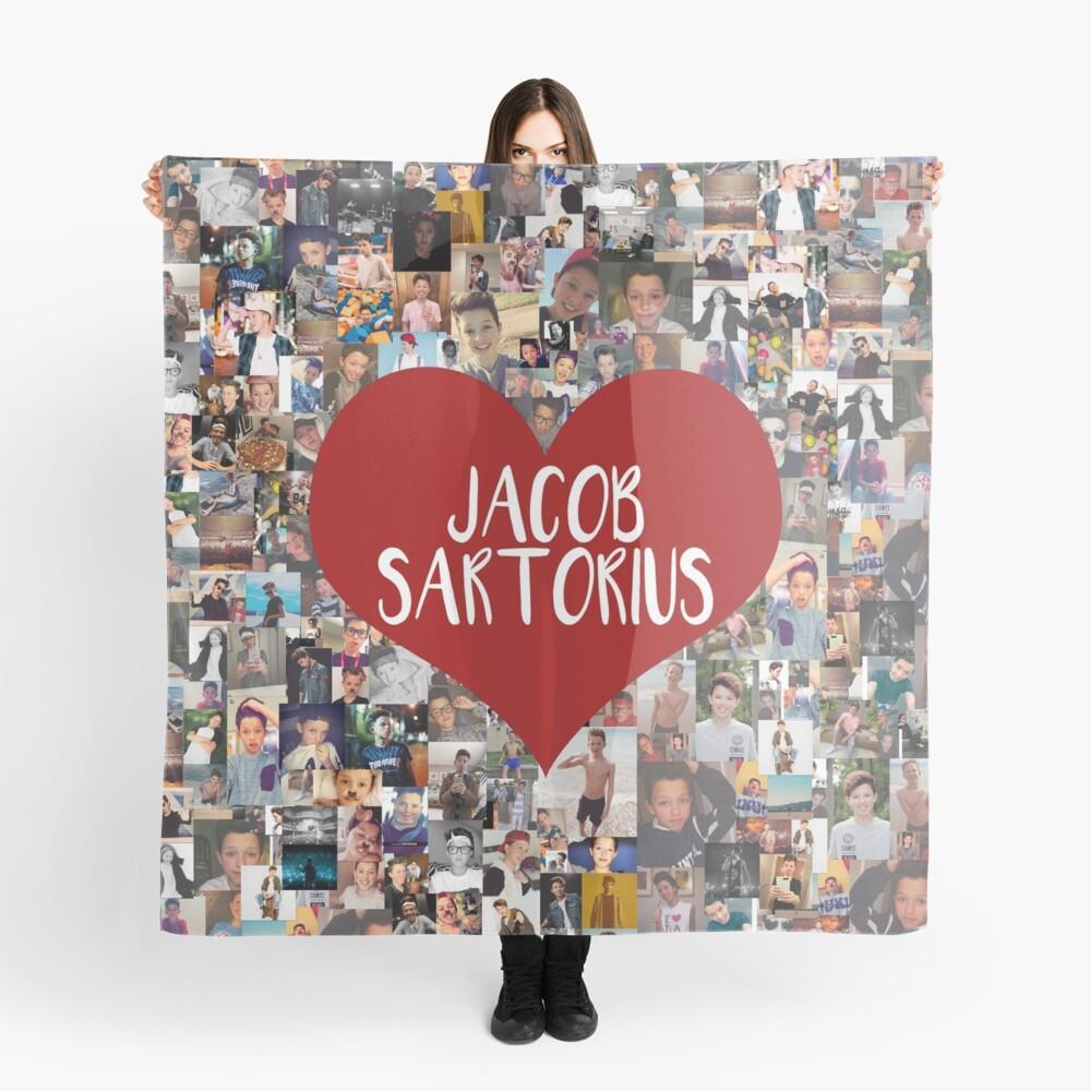 Ich liebe Jacob Sartorius Tuch