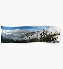 Las Alpujarras, Spain 2006 Poster