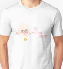 Oh, Mutton Chops Unisex T-Shirt