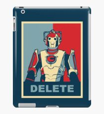 Cybermen Hope iPad Case/Skin