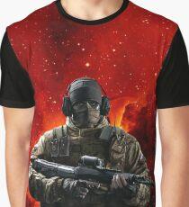 Galaxy Glaz Graphic T-Shirt