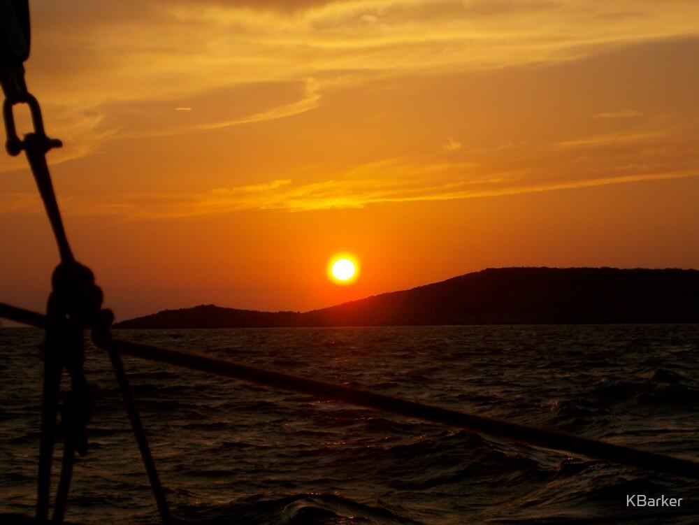 Near Saint Nicholas Island, Turkey 2006 by KBarker