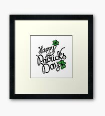 StPatricksDay Framed Print
