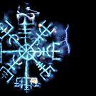 Vegvisir - Spiritual Energy by Darren Bailey LRPS
