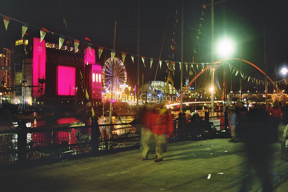 Tall Ships NewcastleGateshead 2005  by Paul Clayton