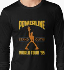 Powerline Stand Out World Tour '95 T-Shirt
