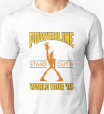 Powerline Stand Out World Tour '95 Unisex T-Shirt