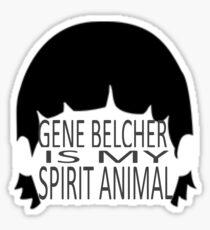 Gene Belcher Bobs Burgers Sticker Sticker