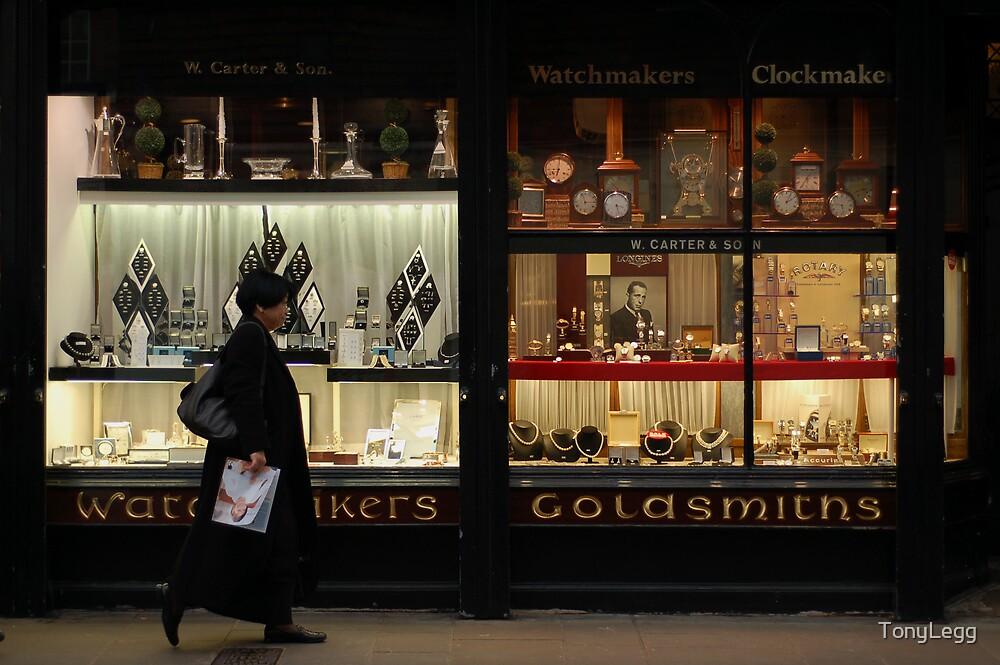 Goldsmiths by TonyLegg