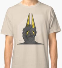 Anubis: Double Canines Classic T-Shirt