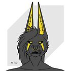 Anubis: Double Canines by Kavaeric