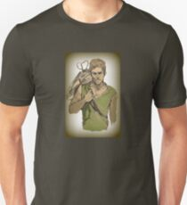 Daryl Dixon The Walking Dead T-Shirt