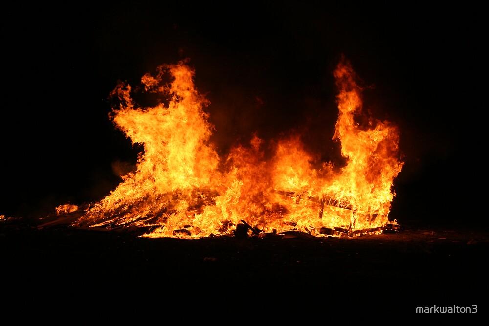 Fire by markwalton3