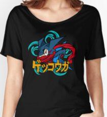 greninja pokemon Women's Relaxed Fit T-Shirt