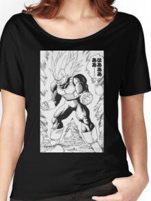 DBZ - Vegeta Women's Relaxed Fit T-Shirt