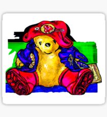 Paddington Bear Sticker