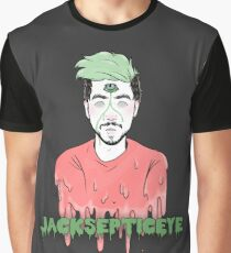 Jack SepticEye Graphic T-Shirt