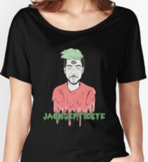 Jack SepticEye Women's Relaxed Fit T-Shirt