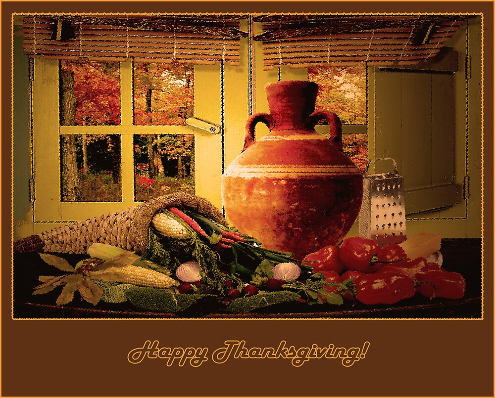 Happy Thanksgiving! by YourSuccess