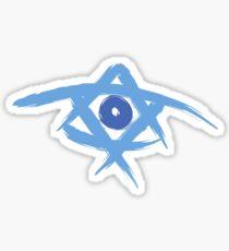 Jewish Star Israel Sticker