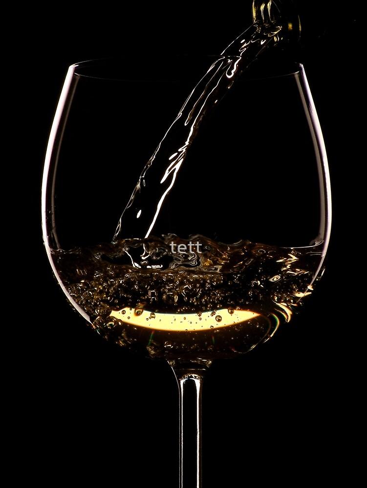 Wine by tett