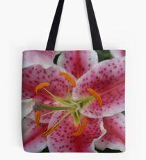 Macro Flower Tote Bag